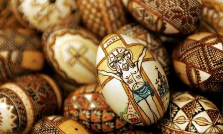 Medieval Easter Traditions a medievalist errantJesus Easter Egg
